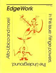"""Edgeworks #1 """"Supernatural Character Traits, Al Majara"""""""