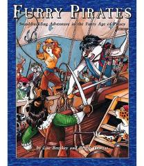 Furry Pirates (2nd Printing)