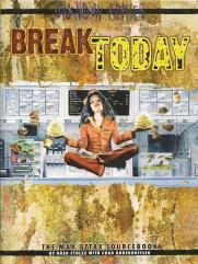 Break Today - The Max Attax Sourcebook