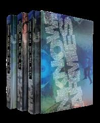 Unknown Armies - Three Volume Deluxe Edition (3rd Edition)