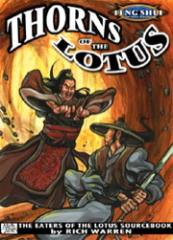 Thorns of the Lotus - The Eaters of the Lotus Sourcebook