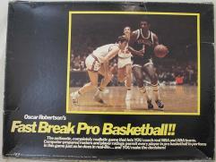Oscar Robertson's Fast Break Pro Basketball!!