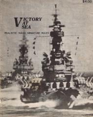 Victory at Sea - Realistic Naval Miniature Rules (2nd Printing)