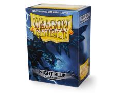 Standard Sleeves - Night Blue (100)