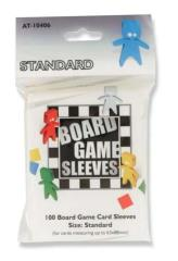 Board Game Card Sleeves - Standard Size (100)