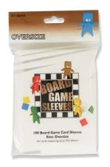 Board Game Card Sleeves - Oversize (100)