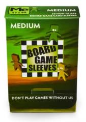 Board Game Card Sleeves - Non-Glare, Medium (50)