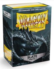 Standard Sleeves - Matte Slate (100)
