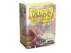Standard Sleeves - Non-Glare Matte Clear (100)