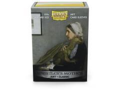 Standard Art Sleeves - Whistler's Mother (100)
