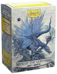 Standard Art Sleeves - Seer of the God Hand (100)