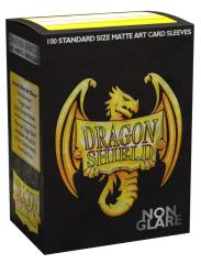 Standard Art Sleeves - 20th Anniversary Gold Logo (Limited Edition) (100)