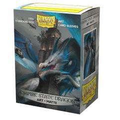 Standard Art Sleeves - Empire State Dragon (100)