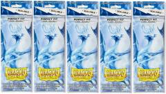 Perfect Fit Sealable Sleeves - Clear (10 Packs of 100)