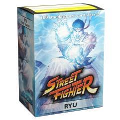 Standard Art Sleeves - Street Fighter Ryu (100)