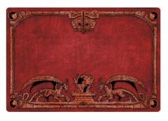 Dragon Shield Red Playmat