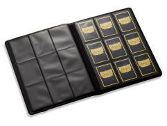 Card Codex - Black Portfolio