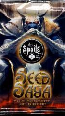 Seed Saga Booster Pack