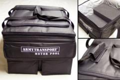 Army Transport Motor Pool (Empty) (1st Printing)