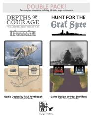 Depths of Courage/Hunt for the Graf Spee 2-Pack