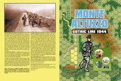 Monte Altuzzo - Gothic Line 1944