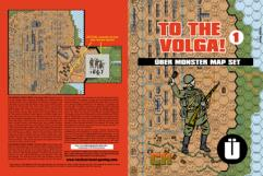 To the Volga 1 - Uber Monster Map