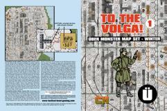 To the Volga #1 - Uber Winter Monster Map
