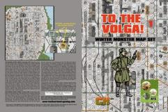 To the Volga 1 - Winter Monster Map Set