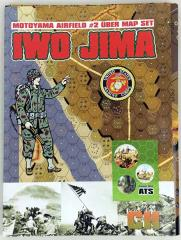 Iwo Jima - Motoyama Airfield #2, Monster Map Set