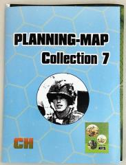 Planning Map Collection #7 w/Counters