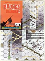 Make the Rubble Bounce - Winterized Map Set #10