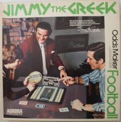Jimmy the Greek - Odds Maker Football