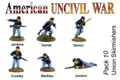 Union Skirmishers w/Repeaters