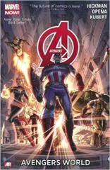 Avengers Vol. 1 - Avengers World