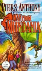 Xanth #12 - Man From Mundania