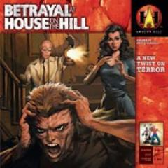 Betrayal at House on the Hill (1st Edition)