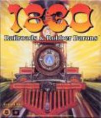 1830 - Railroads & Robber Barons (PC CD-Rom)
