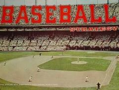 Baseball Strategy (1st Edition, Large Box Edition)