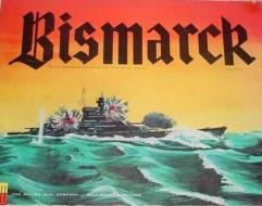 Bismarck (1st Edition, Super Large Box Edition)