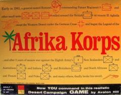 Afrika Korps (1st Edition)