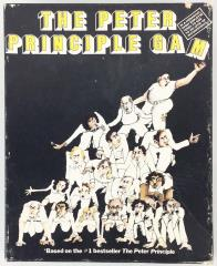 Peter Principle Game, The (2nd Printing)
