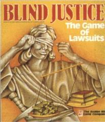 Blind Justice - The Game of Lawsuits