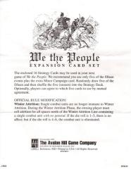 We the People - Expansion Card Set
