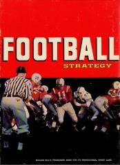 Football Strategy (2nd Edition, Avalon Hill Box)