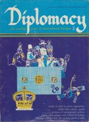 Diplomacy (2nd Edition, Plastic Pieces)