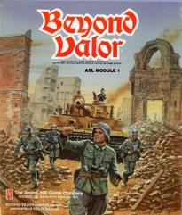 Advanced Squad Leader Collection #4 - Beyond Valor & Paratrooper