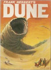 Dune (Sandworm Cover)