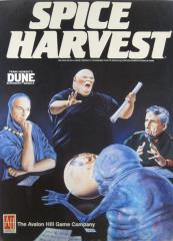 Dune - Spice Harvest