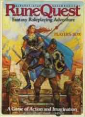 RuneQuest Player's Box