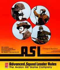 ASL Rule Book (1st Edition)